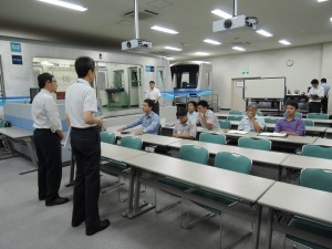 Training in Tokyo Metro_2